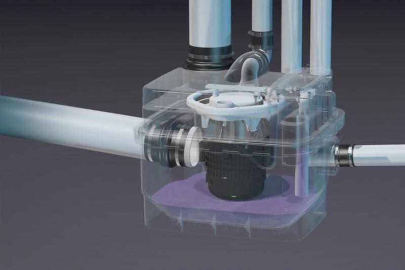 sewage ejection pump