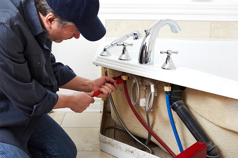 Tub Shower Repair