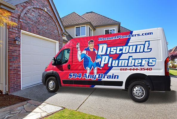 Discount Plumbers $94 Any Drain Cleaning